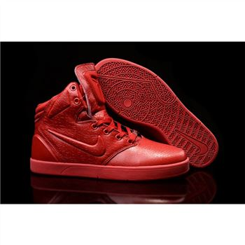 Mens Nike Kobe 9 NSW Lifestyle TXT Red