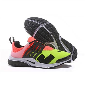 ACRONYM x NikeLab Air Presto Low Green Orange Black Shoes