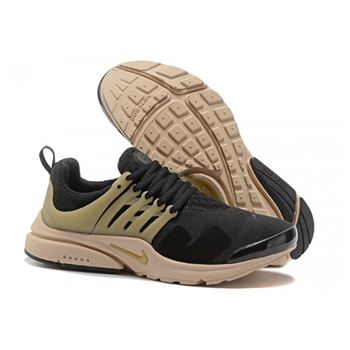 ACRONYM x NikeLab Air Presto Low Light Brown Black Shoes