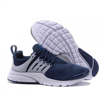 ACRONYM x NikeLab Air Presto Low Navy White Shoes
