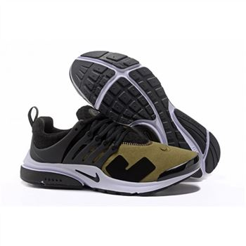ACRONYM x NikeLab Air Presto Low Olive Green Black Shoes