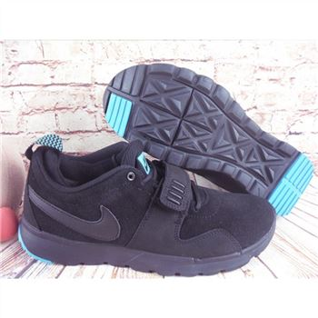 Nike SB Trainerendor L Black Blue Shoes