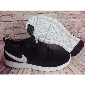 Nike SB Trainerendor L Black White Shoes