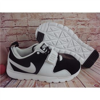 Nike SB Trainerendor L White Black Shoes