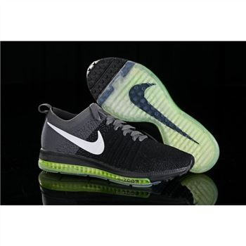 Nike Zoom All Out Flyknit Black Gray Shoes