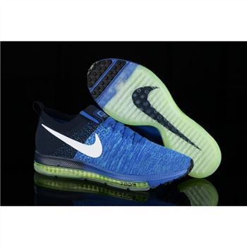 Nike Zoom All Out Flyknit Royalblue Navy Shoes