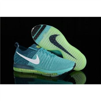 Nike Zoom All Out Flyknit Turquoise Blue Shoes