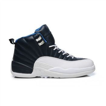 130690-490 Air Jordan 12 Retro Dark Blue