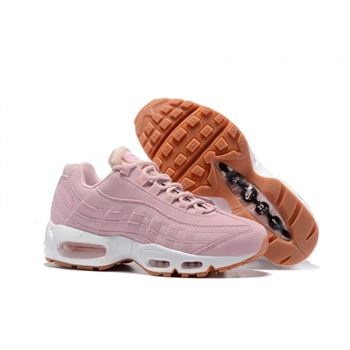 Womens Nike Air Max 95 Essential Pink Shoes