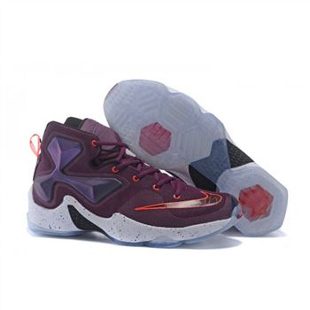 Womens Nike Lebron James 13 Purple
