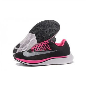 Nike Zoom Fly Black Peach Shoes For Women
