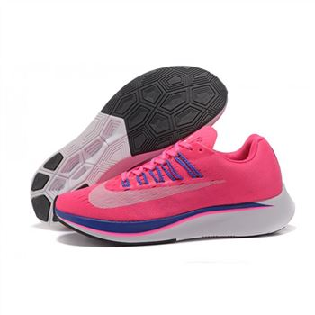 Nike Zoom Fly Pink White Shoes For Women