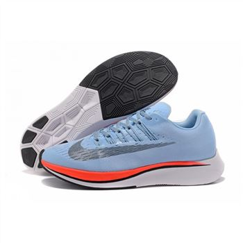 Nike Zoom Fly Powder Blue Shoes For Women