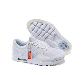 Mens Air Max Zero Qs Shoes White