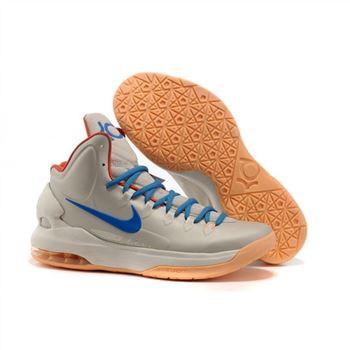 Mens Nike Zoom KD 5 Beige Orange