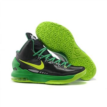 Mens Nike Zoom KD 5 Black Green