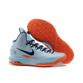 Mens Nike Zoom KD 5 Blue Orange