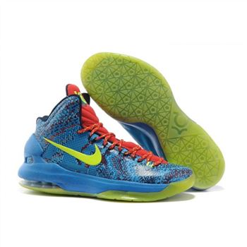 Mens Nike Zoom KD 5 Christmas