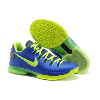 Mens Nike Zoom KD 5 Elite Blue Green