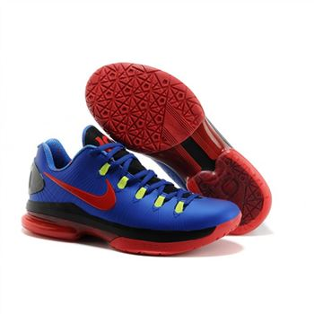 Mens Nike Zoom KD 5 Elite Blue Red