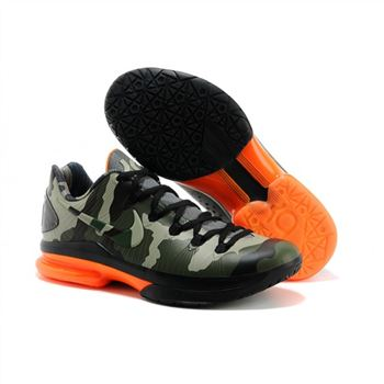 Mens Nike Zoom KD 5 Elite Camo