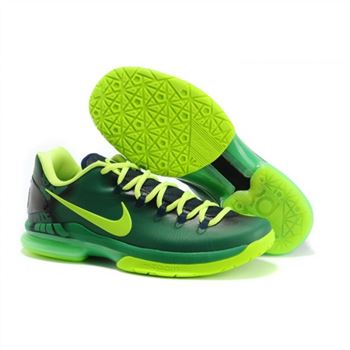 Mens Nike Zoom KD 5 Elite Dark Green