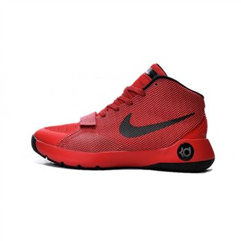 3302b71b4ef0 Mens Nike KD Trey 5 III EP Basketball Shoes Red Black 749378-606