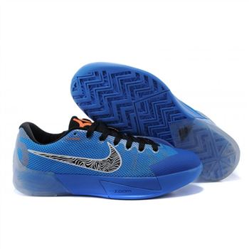 2df378dcda26 Mens Nike Zoom KD TREY 5 Blue Black