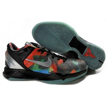 Mens Nike Zoom Kobe 7 AS Black Grey Jade
