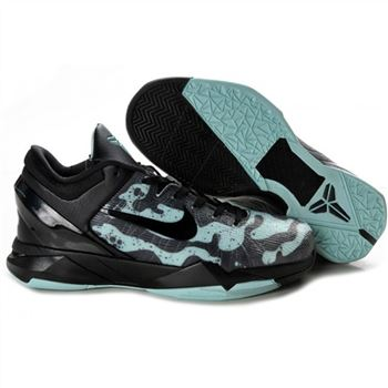Mens Nike Zoom Kobe 7 Black Blue
